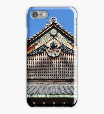 Nijo Castle, Kyoto iPhone Case/Skin