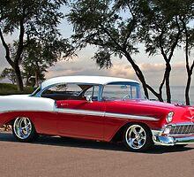 1956 Chevrolet Bel Air Hardtop II by DaveKoontz