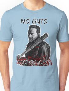 The Walking Dead Negan - No Guts No Glory Unisex T-Shirt