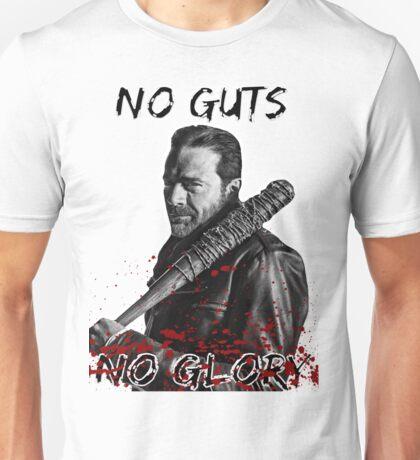 The Walking Dead Negan - No Guts No Glory Unisex T-Shirt