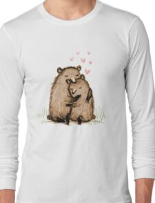 Bearlentines Long Sleeve T-Shirt