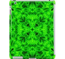 """Spirit of India: Blossom"" in emerald green iPad Case/Skin"
