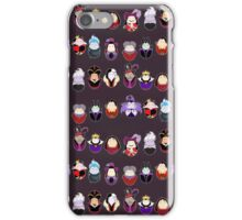 Wicked & Evil iPhone Case/Skin