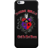 Evil Queen - House Mills iPhone Case/Skin
