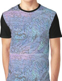 Mount Greville__ _Moogerah Graphic T-Shirt