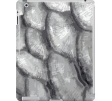Fish scale, fishing scale design iPad Case/Skin