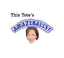 Miranda Hart - This Tote's AMAZEBALLS! by CookieDude