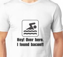 Found Bacon Unisex T-Shirt