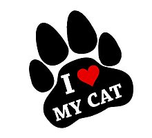 I Heart My Cat by TheBestStore