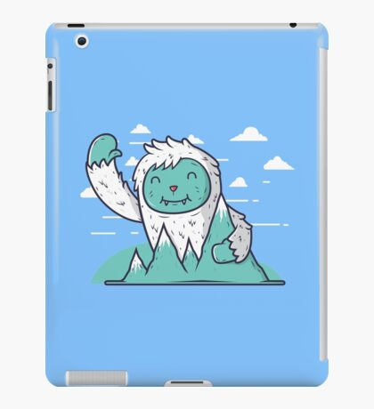 The Yeti iPad Case/Skin