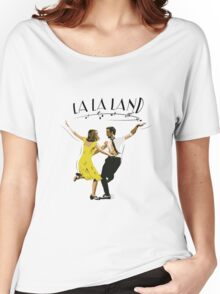 LaLaLand Women's Relaxed Fit T-Shirt