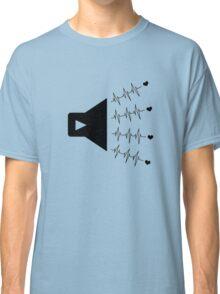Music beats Classic T-Shirt