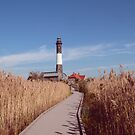 Fire Island Lighthouse by Bethany Helzer