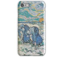 Field at Sunset iPhone Case/Skin