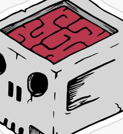 Brain Box Sticker