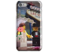 Wedding day iPhone Case/Skin