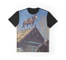 The Witcher - Roach Graphic T-Shirt