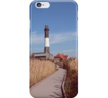 Fire Island Lighthouse iPhone Case/Skin