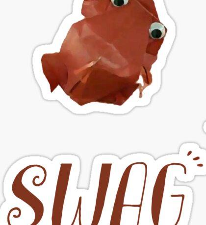 Kim Bok Joo - Swag Sticker