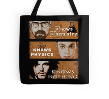 Personal Qualities Tote Bag