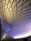 Kings Cross Station / Concourse Roof by Graham Geldard