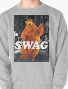 Bear in the hoodSwag T-Shirt