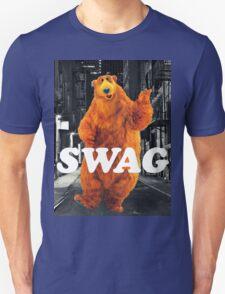 Bear in the hoodSwag Unisex T-Shirt