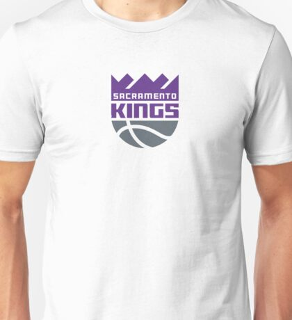 Sacramento Kings. Unisex T-Shirt