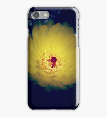 Wild Yellow iPhone Case/Skin