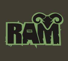 """Randy """"The Ram"""" by itsmerocky"""