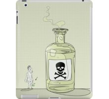 Mr Toxic iPad Case/Skin