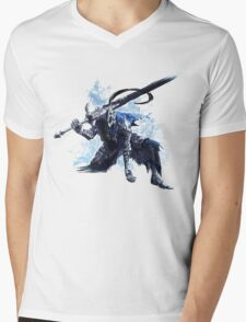 Artorias out of the abyss! Mens V-Neck T-Shirt