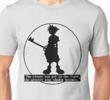 Kingdom Hearts Sora T-Shirt - Black Design Unisex T-Shirt