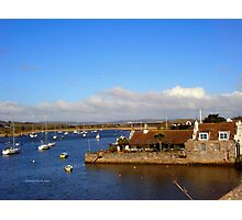 Topsham View Photographic Print