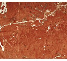 Marble Texture 9 Photographic Print