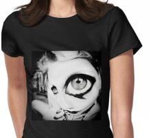 CURIOUS Womens Fitted T-Shirt