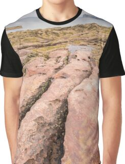 Seacliff Lines Graphic T-Shirt