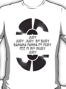 Judy  - The name game T-Shirt