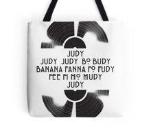 Judy  - The name game Tote Bag