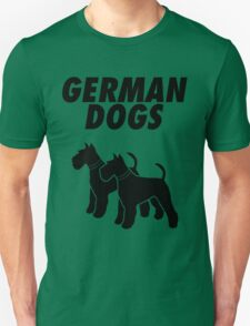 German Dogs Unisex T-Shirt