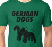 German Dogs Unisex T-Shirt
