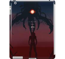 I Have Bled Final iPad Case/Skin