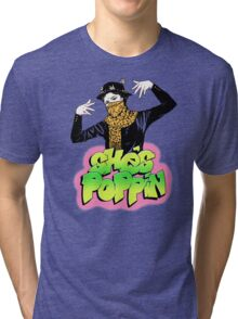 She's Poppin Tri-blend T-Shirt