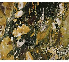 Marble Texture 13  Photographic Print