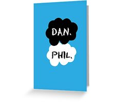 Dan & Phil - TFIOS Greeting Card