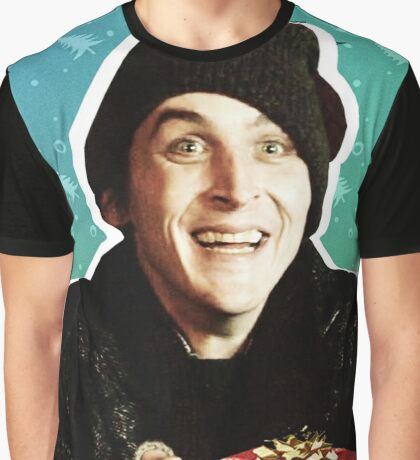 Oswald Cobblepot- Holiday Theme Graphic T-Shirt