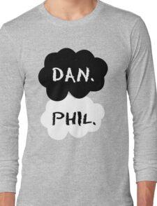 Dan & Phil - TFIOS Long Sleeve T-Shirt