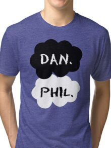 Dan & Phil - TFIOS Tri-blend T-Shirt