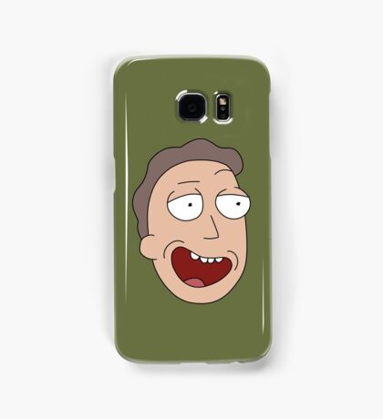 Rick and Morty – Jerry Fan Samsung Galaxy Case/Skin