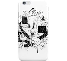 Octopus Ink iPhone Case/Skin
